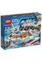 Lego City Le QG des Garde-côtes