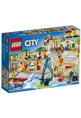 Lego City Ensemble de Figurines à la Plage