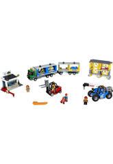 Lego City Le Terminal à Conteneurs