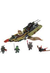 Lego Ninjago La Poursuite en Vol