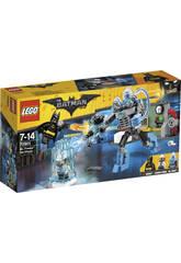 Lego Batman Movie L'Attaque Glacée de Mister Freeze 70901