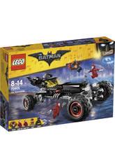 Lego Batman Le Film La Batmobile 70905