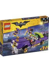 Lego Batman Movie Voiture Modifiée du Joker 70906