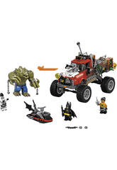 Lego Batman Movie La Tail-Gator di Killer Croc