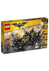 Lego Batman Movie Batmobile Suprême 70917