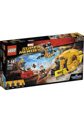 Lego SH Venganza de Ayesha