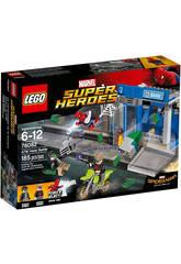 Lego SH Atraco Al Cajero Automático