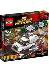 Lego SH Furgoneta Vulture 76083