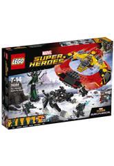 Lego SH Bataille pour Sauver Asgard