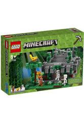 Lego Minecraft Temple de la Jungle