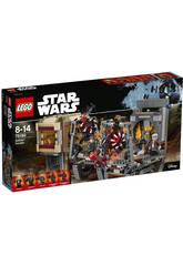 Lego Star Wars Escape De Rathtar
