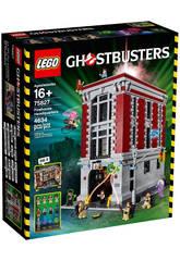 Lego Exclusivas Ghostbusters Caserma dei Vigili del Fuoco