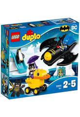 Lego Duplo L'Aventure en Batwing