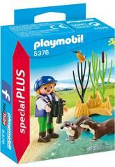 Playmobil Niño Explorador