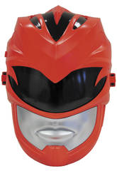 Power Ranger Rouge Masque