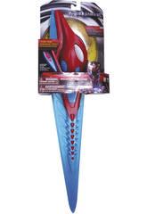 Power Rangers Espada Ranger Rojo