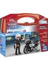 Playmobil Maletín Policía 5648
