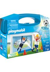 Playmobil Maletín Fútbol
