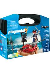 Playmobil Valisette Pirate
