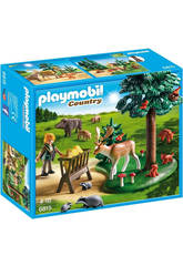 Playmobil Animales del Bosque