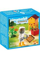 Playmobil Apicoltore con Arnia
