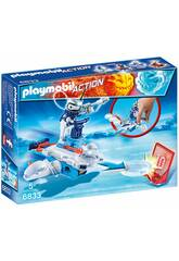 Playmobil Icebot avec Lance-disques 6833