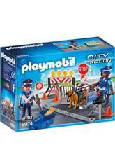 Playmobil Police Control 6924