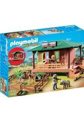Playmobil Clínica Veterinaria de África 6936
