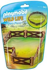 Playmobil Enclos 6946