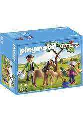 Playmobil Veterinario con Pony 6949