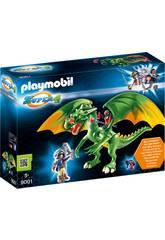 Playmobil Dragón de Kingsland con Alex 9001
