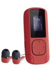 Energy MP3 Clip Coral 8GB Radio FM y MicroSD