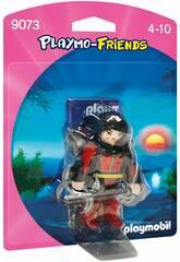 Playmobil Figura Guerrera