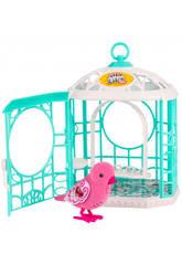 Little Live Pets Pajaritos Parlanchines Jaula S5