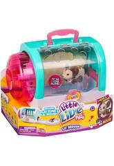 Little Live Mouse House
