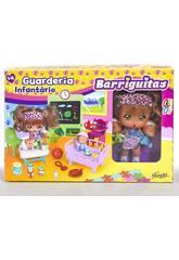 Barriguitas Guarderia Con Accesorios Famosa 700012870
