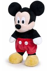 Peluche Refresh Flopsie Mickey et Les Super pilotes 25 cm. Famosa 760014874