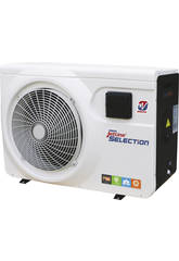 Bomba De Calor Poolex Jetline Selection Inverter 200 Poolstar PC-JETLINE-SV200