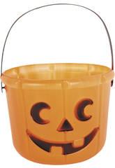 Abóbora com Asa Halloween