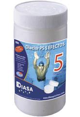 Cloro Diaclor Multiazione PS 5 Efectos 1Kg.