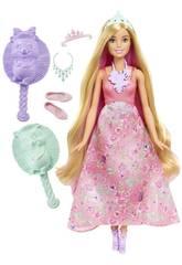 Barbie Coiffures Magiques
