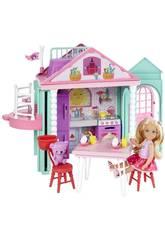 Casita de Chelsea Mattel DWJ50