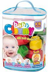 Clemmy Baby Set 48 Blocs