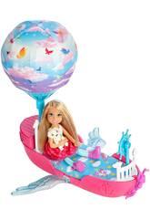 Barbie Barque Magique de Chelsea