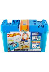 Hot Wheel Track Builder Set delle Acrobazie
