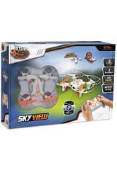 Drone con Fotocamera Sky View Xtrem Raiders