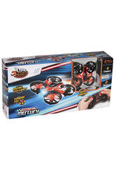 Xtrem Raiders Racing Drone Mercury telecomandato