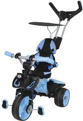 Triciclo City Blue Injusa 3261