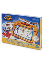 Quiz Super Wings Giochi Preziosi UPW20000