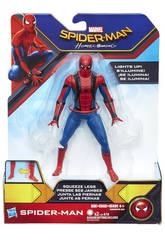 Spiderman Web City Lance Toiles 15 cm.